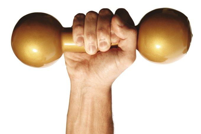 Alimentação pode favorecer ganho de músculos