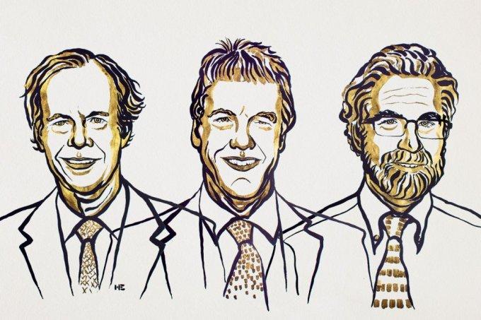 Vencedores do Prêmio Nobel de Medicina 2019