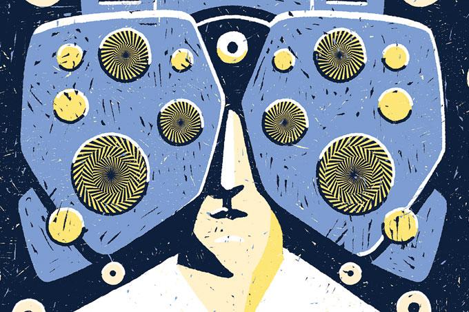 Relatório da OMS sobre perda de visão