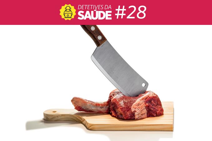 Podcast Detetives da SAÚDE: carne vermelha, saúde e meio ambiente