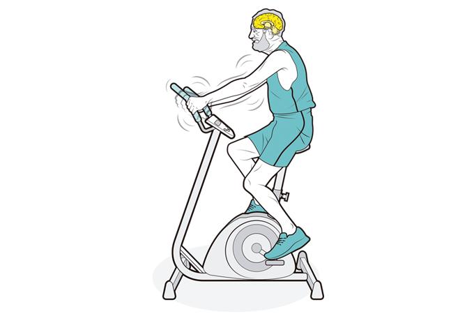 Exercícios físicos contra o Parkinson.