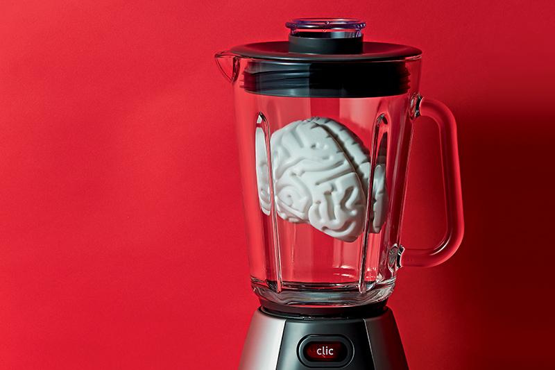 Uma crise de enxaqueca dura de quatro horas a três dias inteiros. As mais fortes deixam o cérebro em estado de pane.