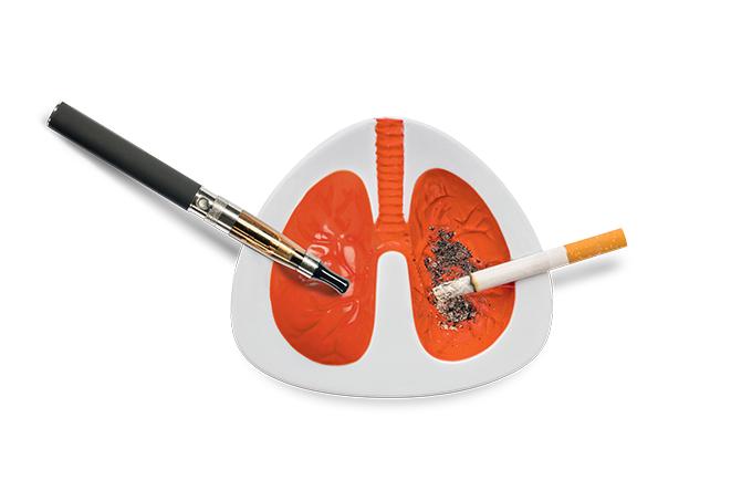 Como o cigarro eletrônico afeta a saúde?