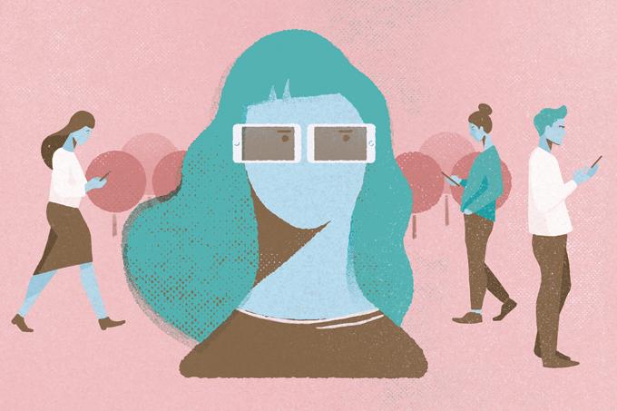 Como a tecnologia impacta a saúde mental.