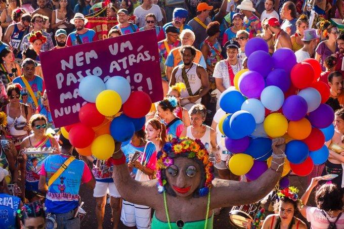 bloco carnavalesco saúde mental