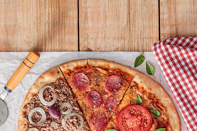 Atum, marguerita e pepperoni: veja qual sabor de pizza é mais saudável.