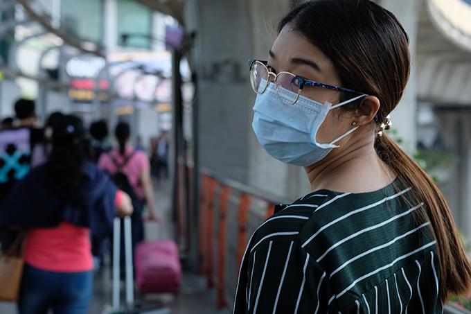 Quando usar máscara cirúrgica descartável?