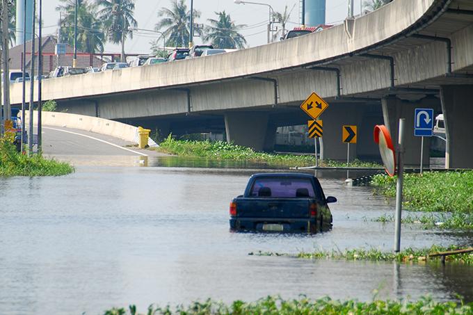 Doenças causadas por enchentes: