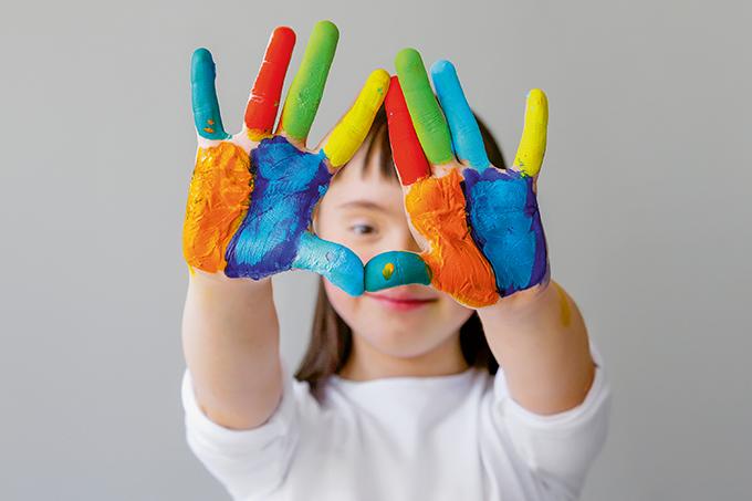 Síndrome de down: como ajudar a desenvolver fala das crianças.