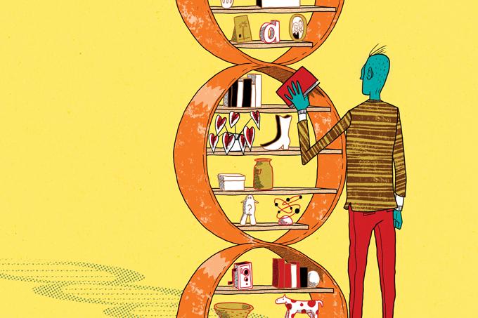 Como o estudo da genética pode ajudar a saúde.