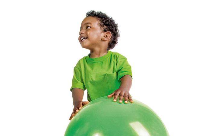 Atividade física para crianças