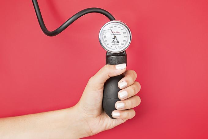 O que causa pressão baixa?
