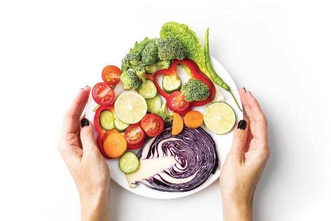 Vegetais são aliados contra doenças respiratórias