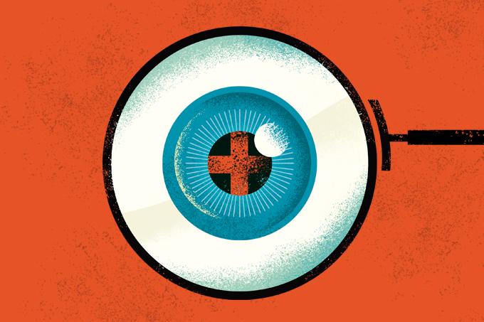 Coronavírus causa sintomas nos olhos?