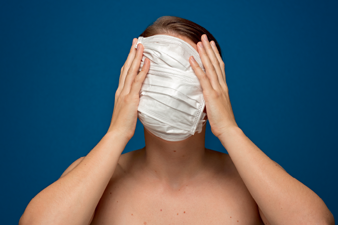 Coronavírus causa ansiedade e estresse??