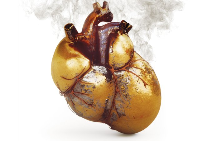 Problemas no coração