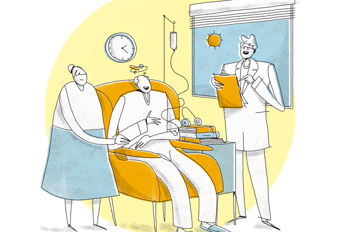 Hospital de transição na pandemia de coronavírus