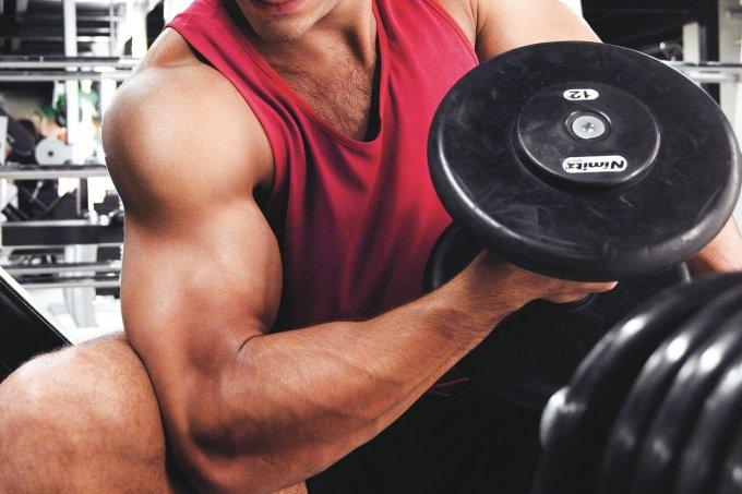 Musculação para câncer