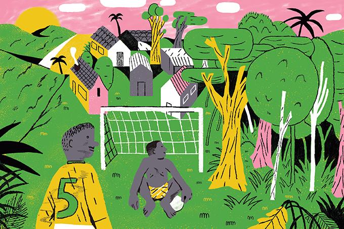 Viver próximo de parques e praças reduz risco de transtornos mentais
