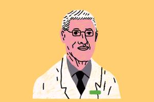 Anthony Fauci, imunologista americano, líder da força-tarefa contra a Covid-19 nos Estados Unidos