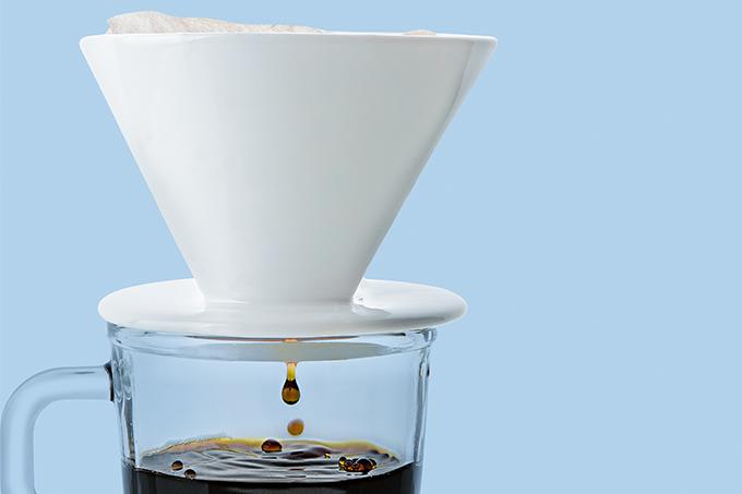 Café filtrado faz bem à saúde