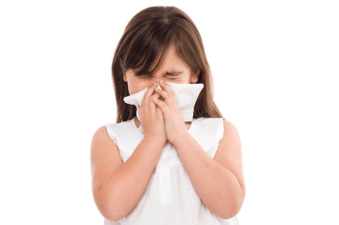 O coronavírus nas crianças