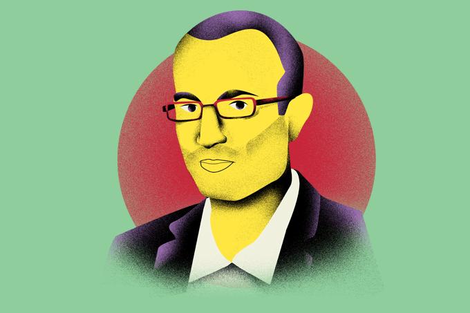 Yuval Noah Harari, pensador israelense e autor de Sapiens: Uma Breve História da Humanidade, em entrevista a VEJA