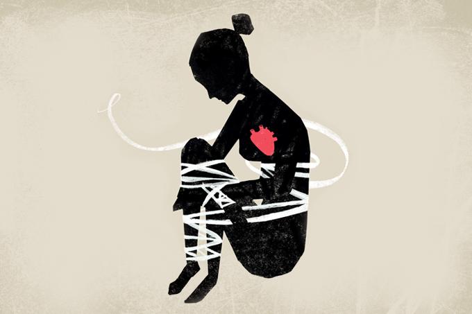 Como sair de um relacionamento abusivo