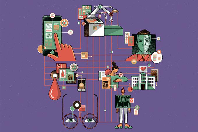 IA e saúde