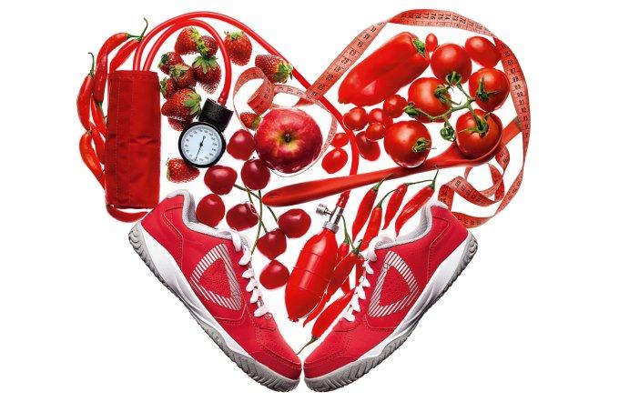 Coração de mulher