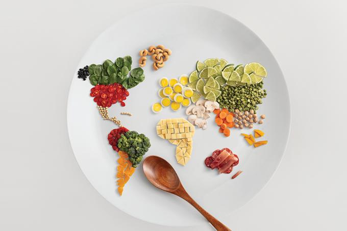 Sua alimentação afeta o meio ambiente?
