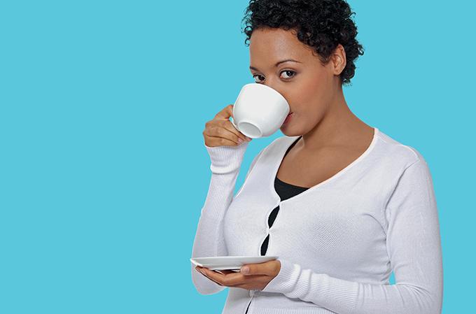 Cafeína na gravidez