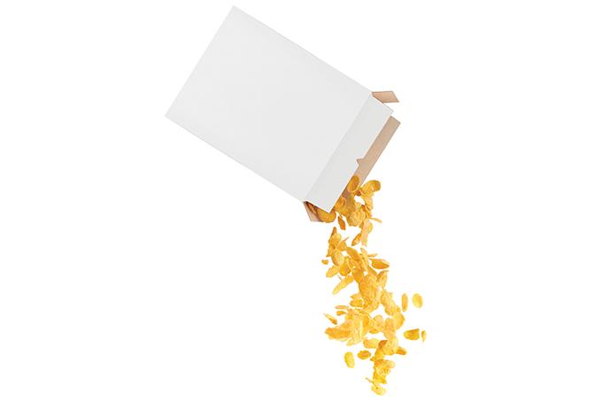 Como evitar alimentos industrializados