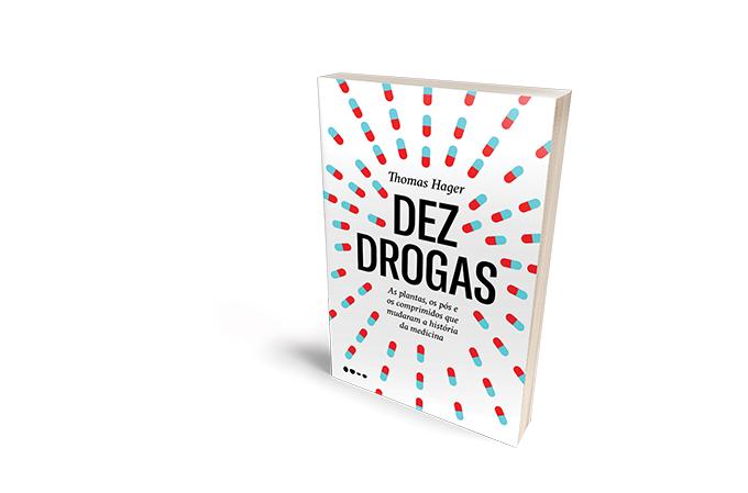 Livro sobre remédios que mudaram o mundo