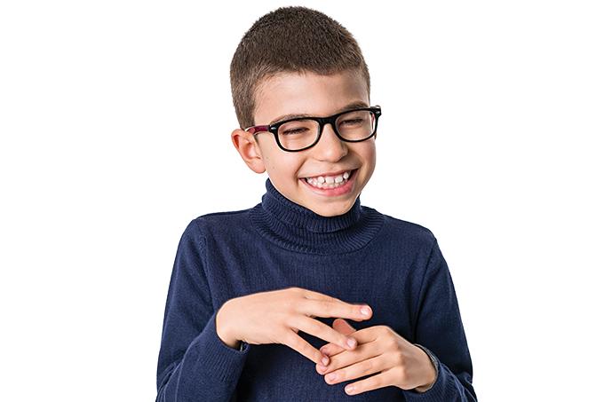Como evitar problemas de visão nas crianças