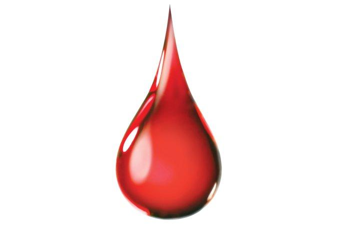 Talassemia exige transfusões frequentes de sangue