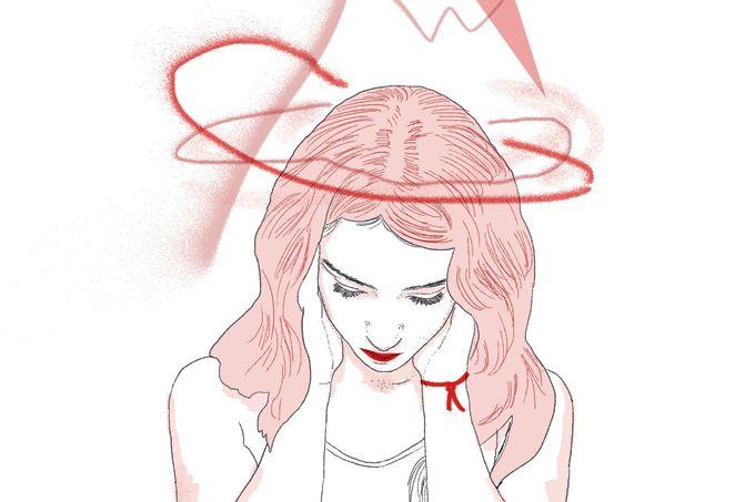 Mulher com HIV