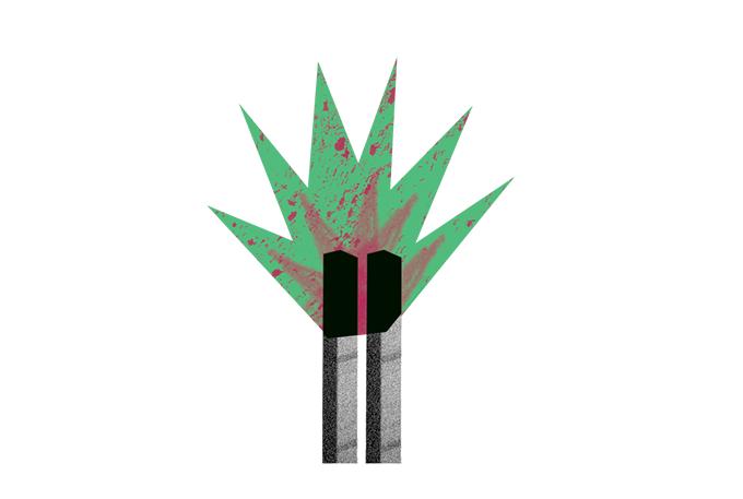 ilustração das torres gêmeas