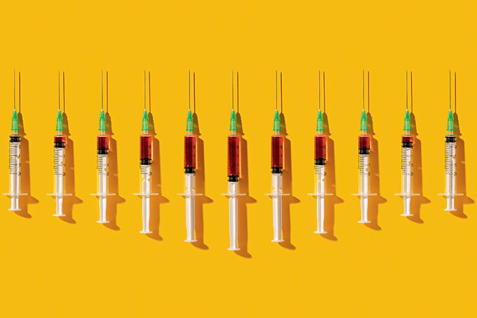 Reação adversa das vacinas da Covid-19
