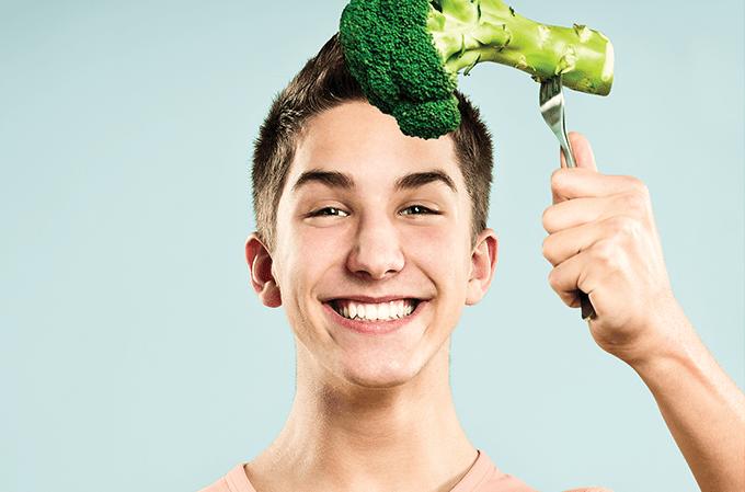 Vegetarianismo entre jovens
