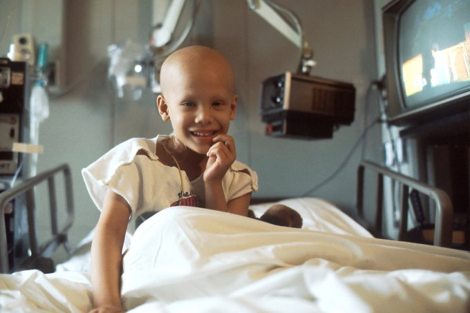 Dia do Câncer Infantil 15 de fevereiro