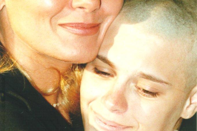 Novela Laços de Família e transplante de medula óssea