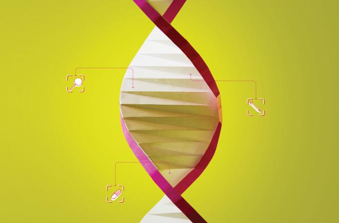 Avanços em genética