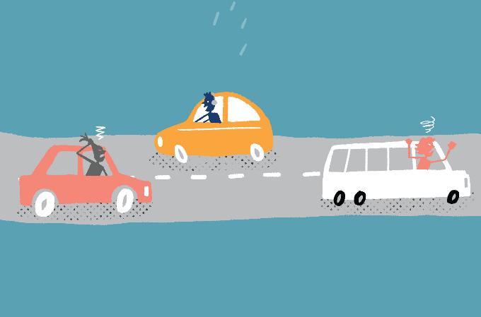 Saúde no trânsito