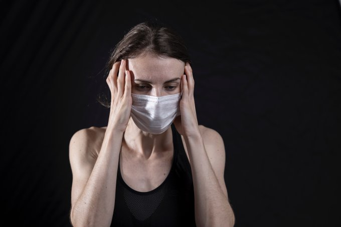 Estresse e vacina de covid