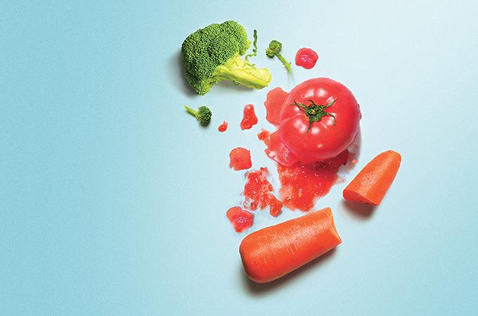Vegetarianismo e ossos