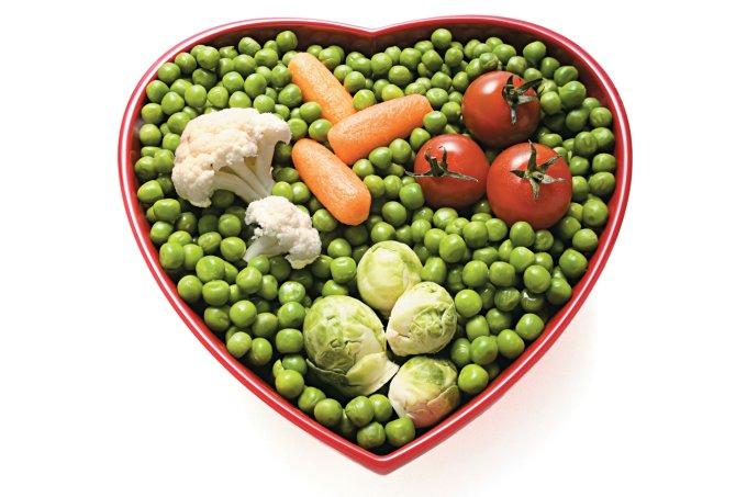 Dieta para o coração