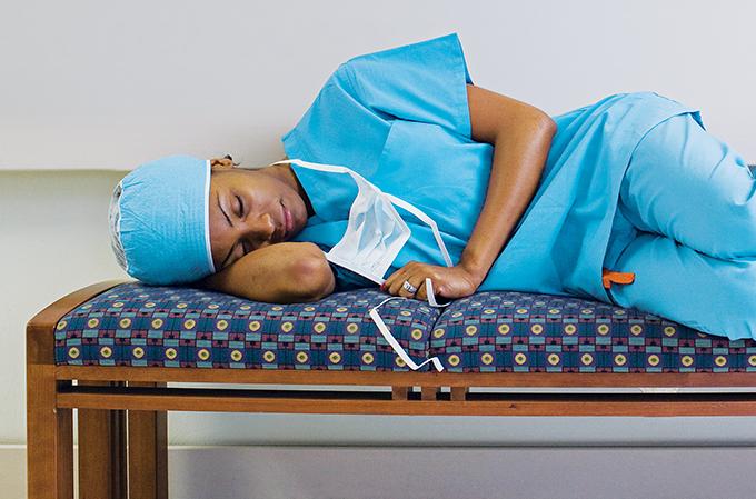 Como dormir na pandemia