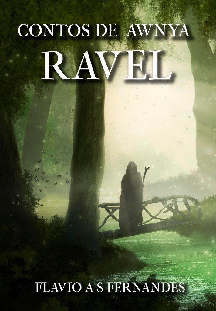 foto da capa do livro RAVEL
