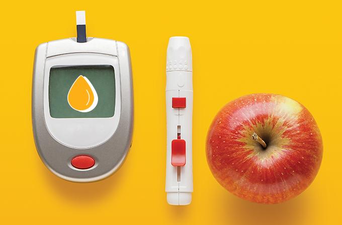 fruta que diabético pode comer